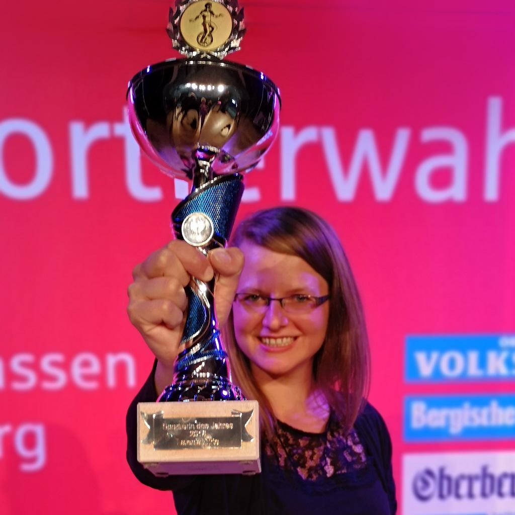 Lalenia Hirte - Sportlerin des Jahres